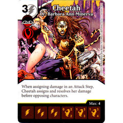 Cheetah - Dr. Barbara Ann Minerva (Card Only)