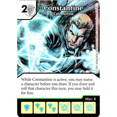 Constantine - Con Artist (Card Only)