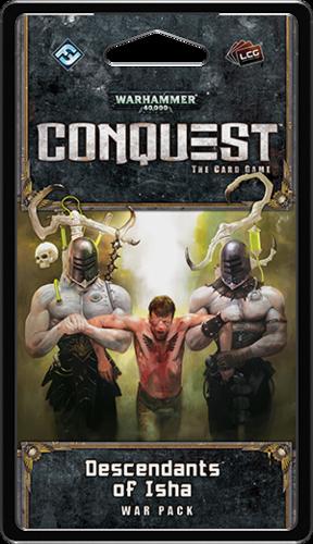 Warhammer 40,000: Conquest – Descendants of Isha