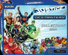 DC Dice Masters: Justice League Collector's Box
