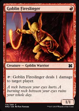 Goblin Fireslinger