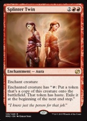 Splinter Twin on Channel Fireball