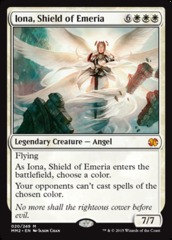 Iona, Shield of Emeria - Foil