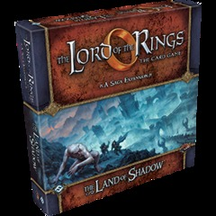 The Lord of the Rings: The Card Game - The Land of Shadow