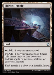 Eldrazi Temple on Channel Fireball