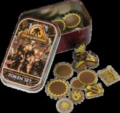 Iron Kingdons RPG Token Set