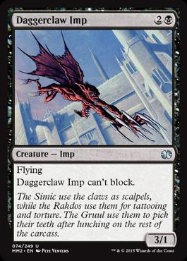 Daggerclaw Imp - Foil