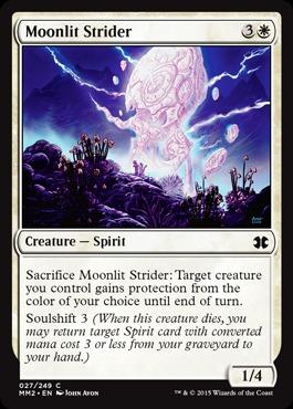 Moonlit Strider