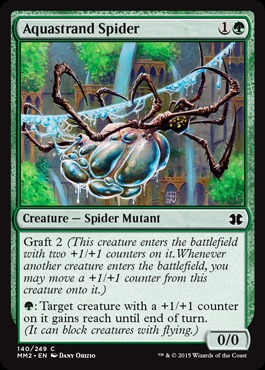 Aquastrand Spider - Foil