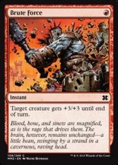 Brute Force - Foil