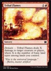 Tribal Flames - Foil