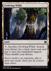 Evolving Wilds - Foil