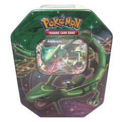 Dragons Exalted Rayquaza-EX Legendary Collector's Tin