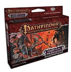 Pathfinder Adventure Card Game: Wrath of the Righteous Adventure Deck 6: City of Locusts