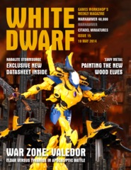 White Dwarf Issue 15: 10 May 2014