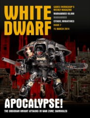 White Dwarf Issue 07: 15 March 2014