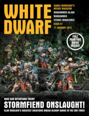 White Dwarf Issue 51: 17 January 2015