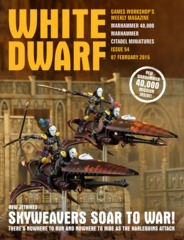 White Dwarf Issue 54: 7 February 2015