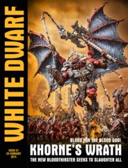 White Dwarf Issue 57: 28 February 2015