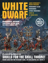 White Dwarf Issue 58: 7 March 2015