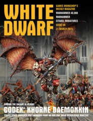 White Dwarf Issue 60: 21 March 2015