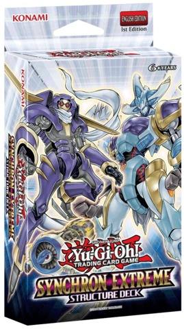 Yu-Gi-Oh Structure Deck: Synchron Extreme - 1st Edition