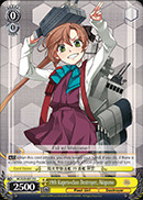 19th Kagero-class Destroyer, Akigumo - KC/S25-E013 - U