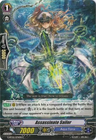 Assassinate Sailor - G-BT02/074EN - C
