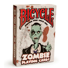 Bicycle: Zombie Playing Cards