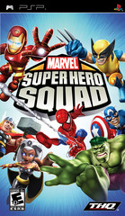 Marvel Superhero Squad