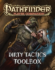Pathfinder Player Companion Dirty Tactics Toolbox