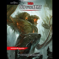 Dungeons & Dragons RPG - Out of the Abyss (5th Edition)