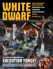 WHITE DWARF ISSUE 65: 25 APRIL 2015
