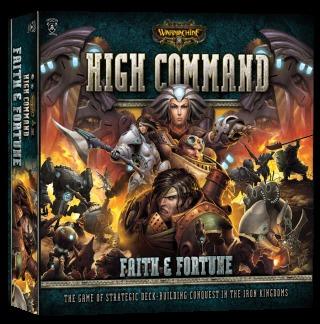 Warmachine: High Command - Faith & Fortune Core Set