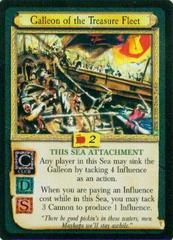 Galleon of the Treasure Fleet