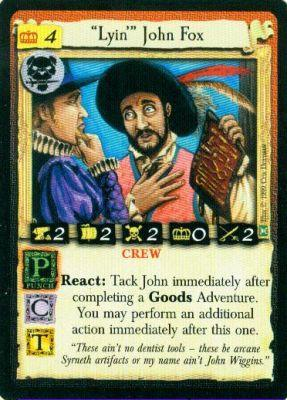 Lyin John Fox