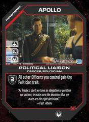 Apollo Political Liaison