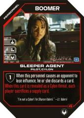 Boomer Sleeper Agent