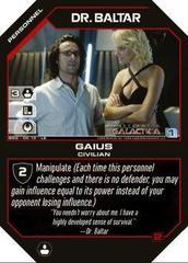 Dr. Baltar Gaius