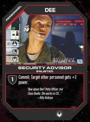 Dee Security Advisor