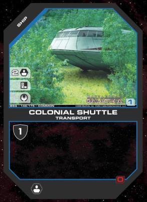 Colonial Shuttle