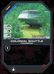 Colonial Shuttle