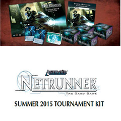 ANDROID NETRUNNER - LIVING CARD GAME: TOURNAMENT KIT
