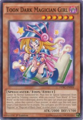 Toon Dark Magician Girl - DPBC-EN044 - Common - 1st Edition