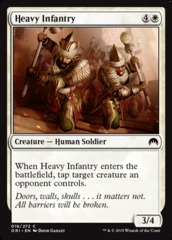 Heavy Infantry - Foil
