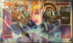 Cardfight!! Vanguard: Sneak Preview Playmat - Blazing Perdition