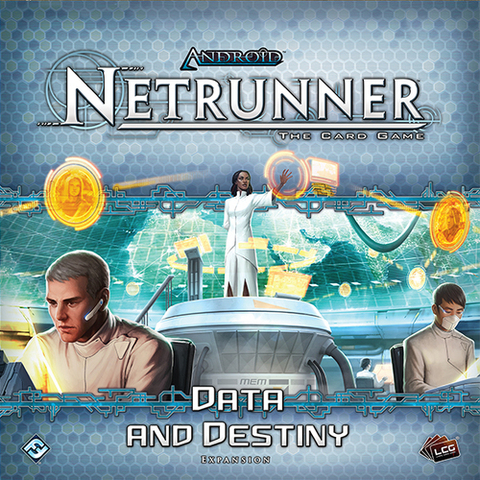 Android: Netrunner - Data and Destiny