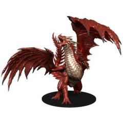 Pathfinder Battles Unpainted Minis - Gargantuan Red Dragon
