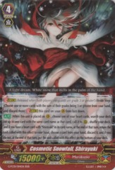 Cosmetic Snowfall, Shirayuki - G-FC01/014EN - RRR on Channel Fireball