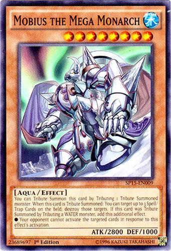 Mobius the Mega Monarch - SP15-EN009 - Common - 1st Edition